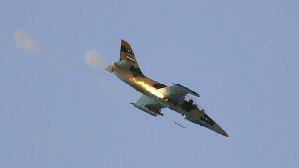 For the First Time Syrian Jets Bomb Turkish Invasion Forces, Kill Three, Wound Ten