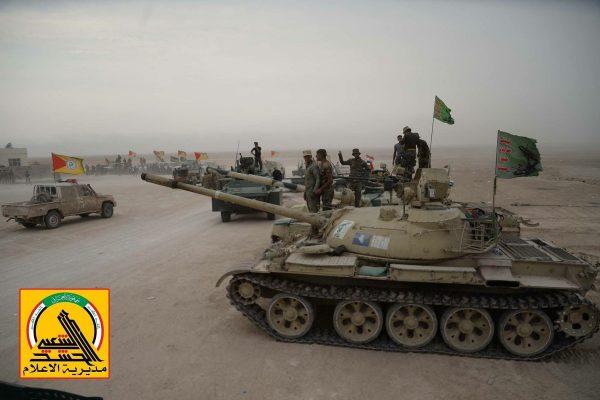 Iraqi Militias Cut off Last Escape Route, Complete the Mosul Pocket