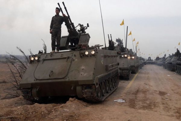 Allah's Panzers: Hezbollah Now Has a Full Mechanized Battalion in Syria