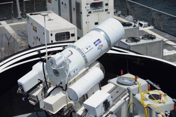 Laser Weapons Are Worthless, Another Costly Scam of the US Navy Brass