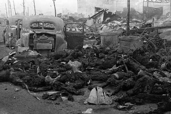 Napalm: The Signature Weapon of the American Empire