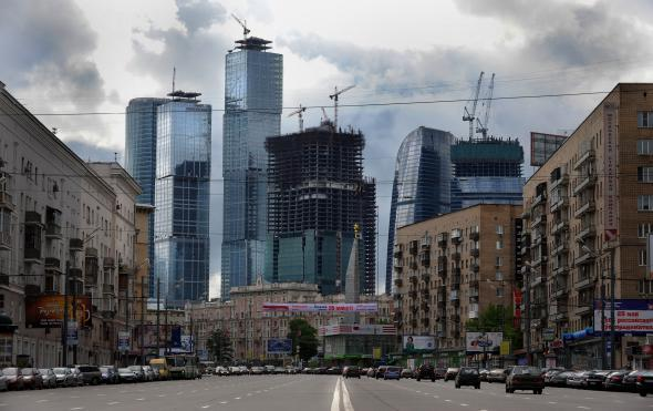 Russia's Stock Market up 100% Since Sanctions Declared 5 Years Ago