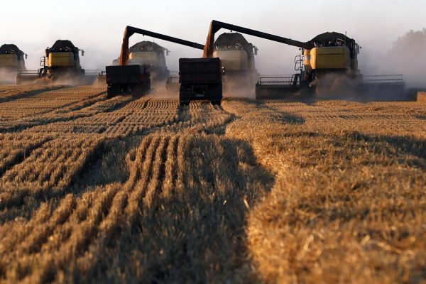 Russia on Track for 3rd Straight Year as World's Biggest Grain Exporter