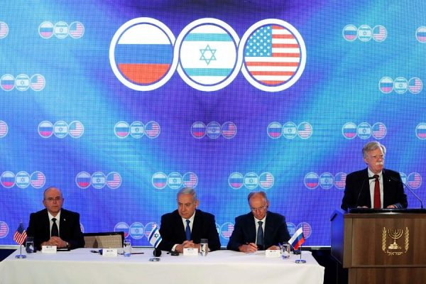 Russia in Jerusalem: US Drone Was Shot Down Over Iran, US Case vs Iran on Tankers Is 'Unprofessional'