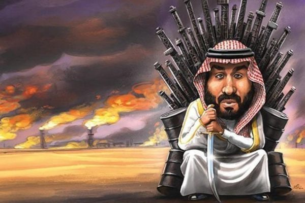 Saudi 'Anti-Extremism' Campaign Prince Bonesaw Declared to MSM Fanfare Is Actually Cracking Down on Moderates