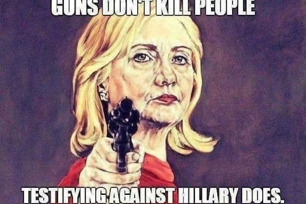 CDC: People With Dirt on Clintons Have 843% Greater Risk of Suicide