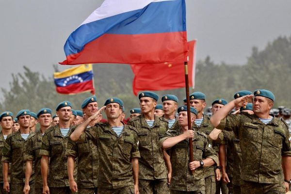 Russian Deputy FM Says Military Specialists Will Return to Venezuela If the Need Arises Again