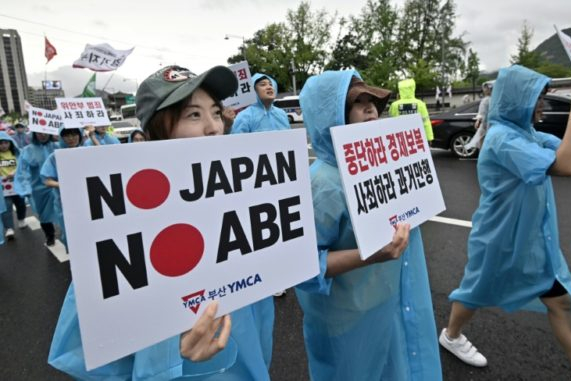 In a Major Shift, South Korea Blows Off Empire, Defies Its Washington-Manadated Alliance With Japan