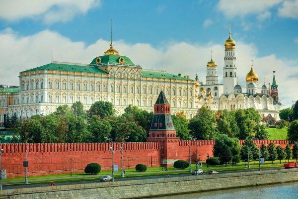 Russian Reserves March Toward $600 Billion