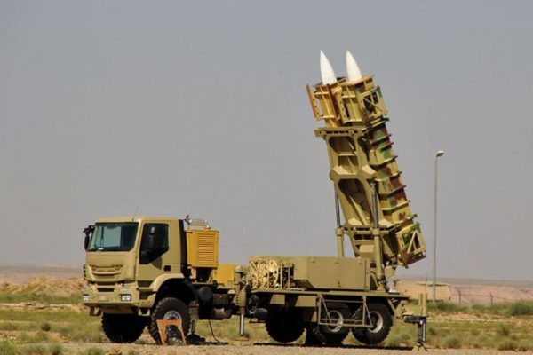 Iran Unveils New Locally Built 'S-300 Analogue' Air Defence System