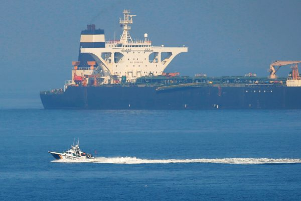Gibraltar Defies US to Release Seized Iranian Tanker