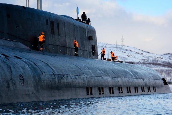 Russia Wants Four Submarines Armed With the Nuclear Doomsday Torpedo