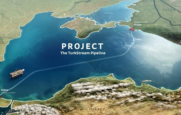 "Russia and Bulgaria Start Building ""Balkan Stream"" Pipeline to Carry Gas to Southern EU (VIDEO)"