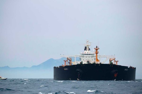 US Now Offering $15 Million to Captains of Iranian Tankers If They Sail Them Into Ports Where the US Can Seize Them