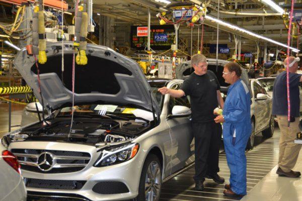 EU Car Manufacturers Caught in Crossfire of Trump's Trade War