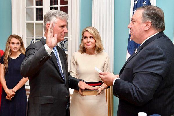 Trump Picks 'Bolton Lite' and GOP Establishment Darling for National Security Advisor