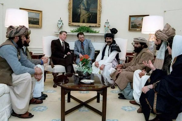 Trump Cancels Taliban Meeting After Learning It's THAT Taliban