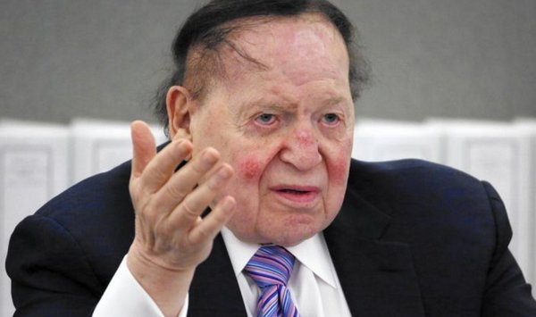 For Once, Sheldon Adelson Needs Donald Trump More Than Trump Needs Adelson