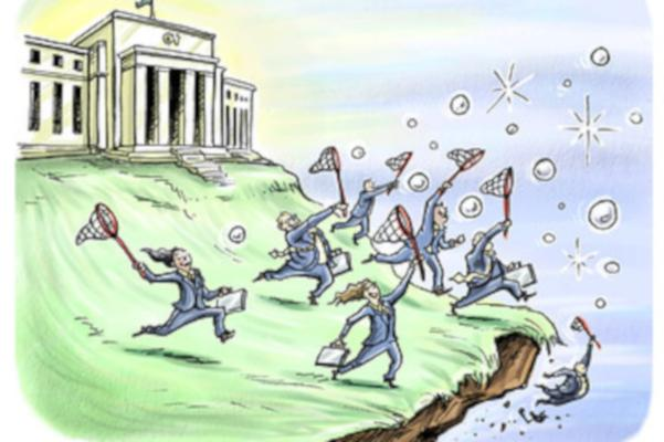 Markets That Live by the Fed, Die by the Fed