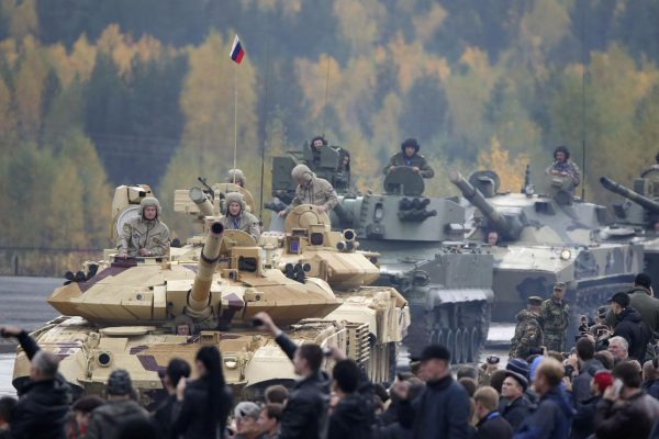 Russia Makes It Easier for Buyers of Its Weapons to Avoid US Sanctions