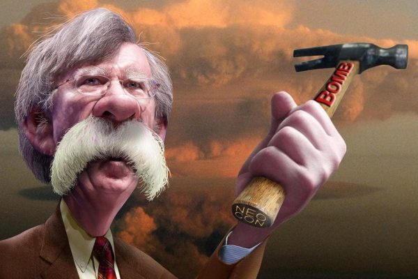 """Trump Fires Bolton After """"Disagreeing Strongly With His Suggestions"""": Good Riddance"""