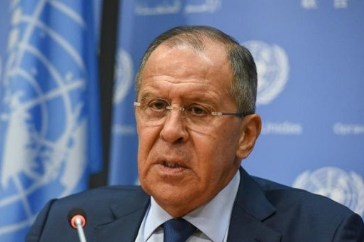 Lavrov Says Moscow Will Raise Issue of UN Location After Russian Delegates Denied Visas