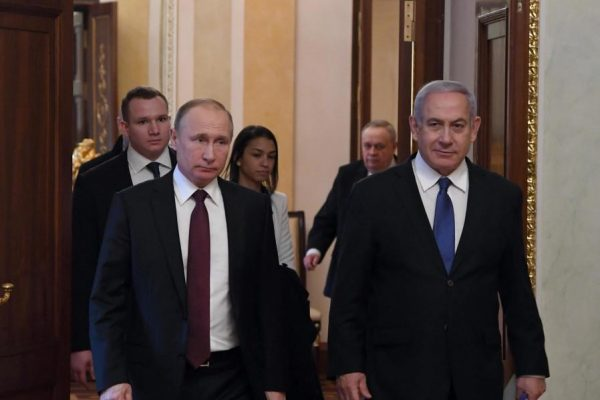 Putin Declines to Be Used by Netanyahu as a Pre-Election Prop, Leaves Him Waiting for 3 Hours