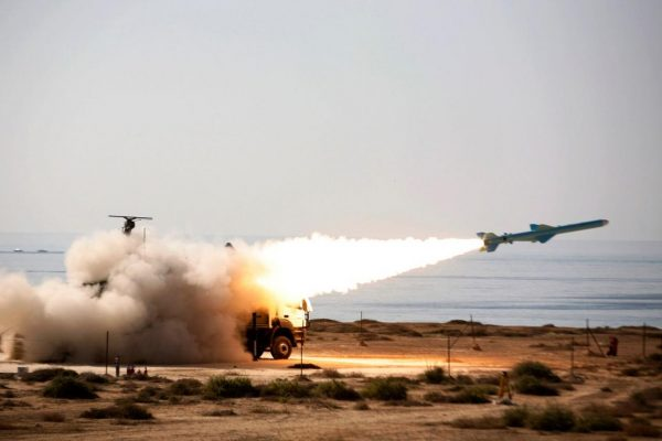 The Ability of the Empire's Navy to Bully Iran Has Vaporized