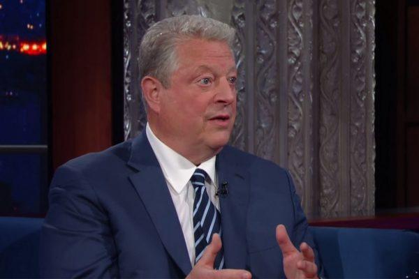 Al Gore Predicts Massive Apocalypse If Billions Are Not Spent on His Books, Films