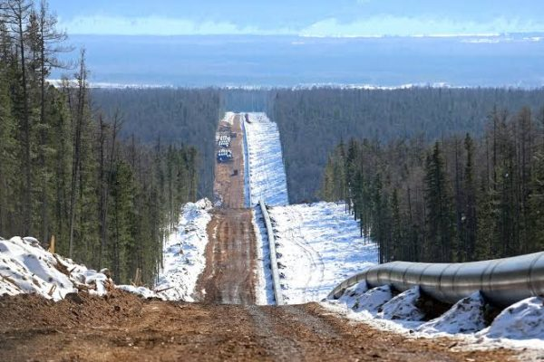Russia's Siberian Gas Pipeline to Dent China's Reliance on Expensive LNG