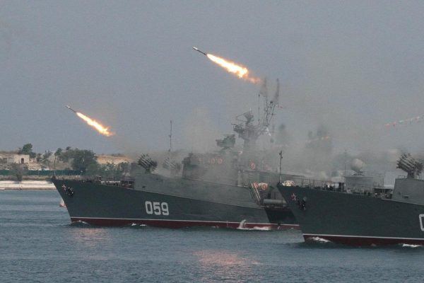 Russia's Permanent Naval Squadron in Syria Serves to Stretch Its A2/AD Bubble Farther