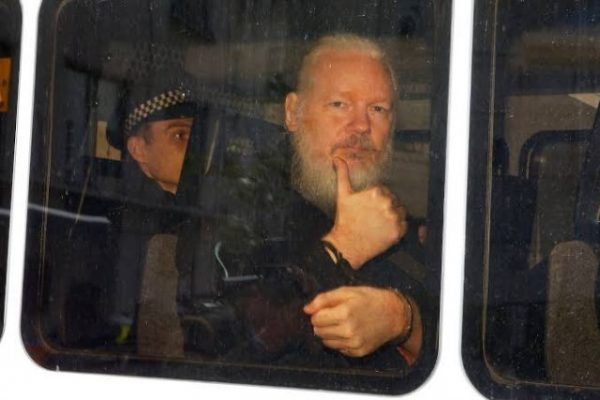 """Now That Assange Is Safely Locked Up, Sweden Drops Its """"Investigation"""""""