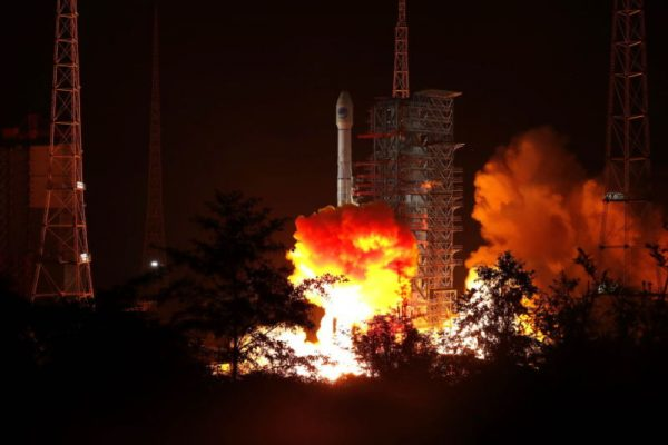 China Now Launches More Rockets Than Anyone in the World