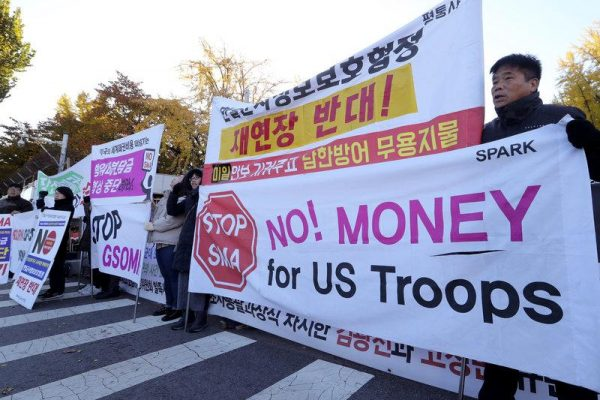 Empire Forces South Korea Back Into Intelligence Sharing With Japan — For Now