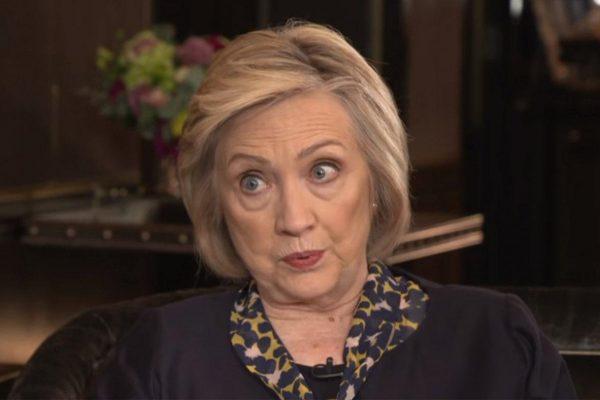 Hillary Clinton Says She Is Being Urged to Run by Many, Many, Many Voices in Her Head