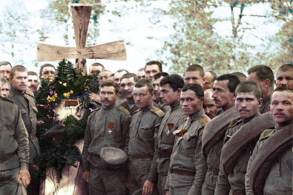 Russia Had Just About Won WWI When Bolsheviks Snatched Defeat From the Jaws of Victory