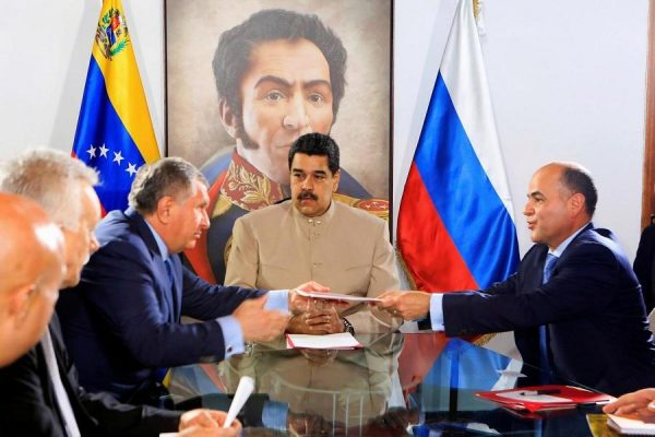 This Is How Russia Keeps Venezuela Exporting Oil Despite US Sanctions