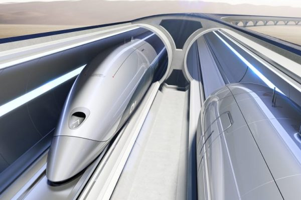 China to Start Laying Experimental Vacuum Tube Railway Track for 1,000km/h Maglev Trains