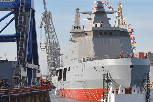 Russia Is Eying More Armed Icebreakers After Launching Missile-Toting Arctic Patrol Ship