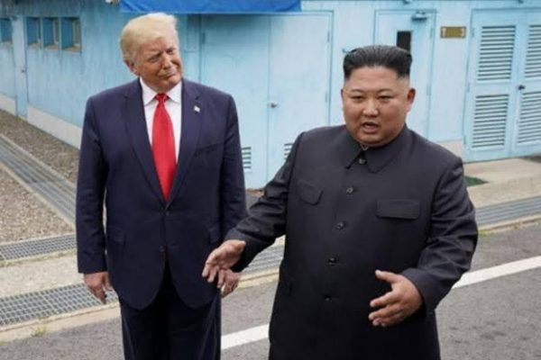 """North Korea Says """"Will Not Offer Anything for Trump to Brag About"""" Without Receiving in Return"""