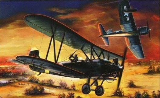 North Korea Fought Americans With Russian Biplanes From the 1920s