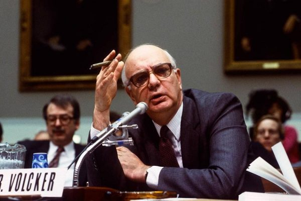 Powell Is Resurrecting the Inflation Monster Volcker Slayed