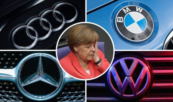 Beijing's Ambassador Warns Germany's Car Exports to China at Risk If Huawei Frozen Out