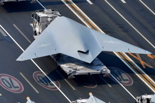 The Most Deadly Aircraft on Chinese Carriers Will Be Their Unarmed Stealth Drones