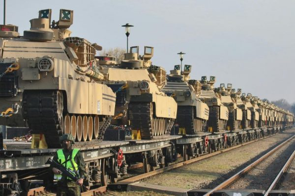 US Army Preparing Largest Exercise in Europe Against Russia in 25 Years