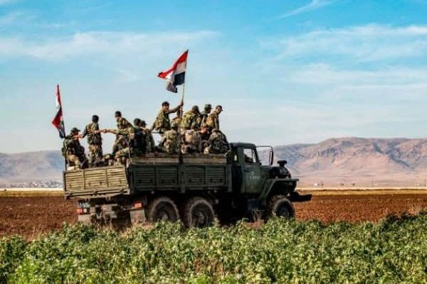 Syrian Army Offensive Envelops Large Strategic Town, Cuts Key Highway, Encircles Another Turkish Outpost