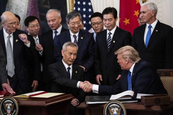 Trump Is Pulling the Wool Over Voters' Eyes About What Is in the China Deal