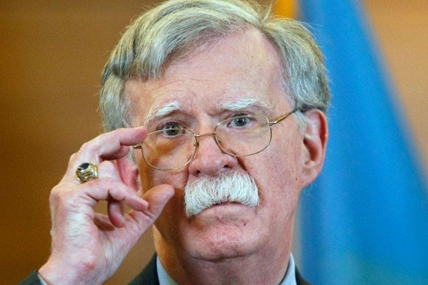 John Bolton Can't Believe He Left White House Just Before War With Iran