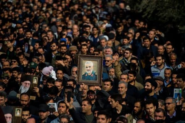 Instead of Assassinating Soleimani Americans Should Have Built Him a Monument