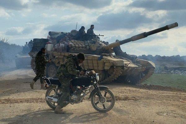"Syrian Army Advances to Outskirts of Uber-Strategic Town of Saraqib, Erdogan Threatens ""Military Force"""